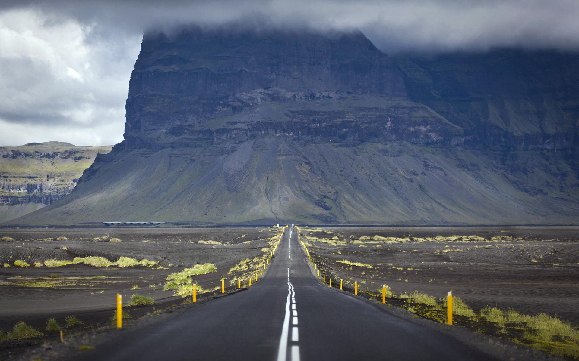 Road Canyon Landscape