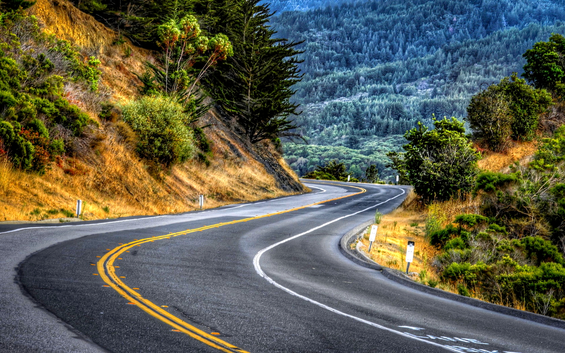 Road Wallpaper HD