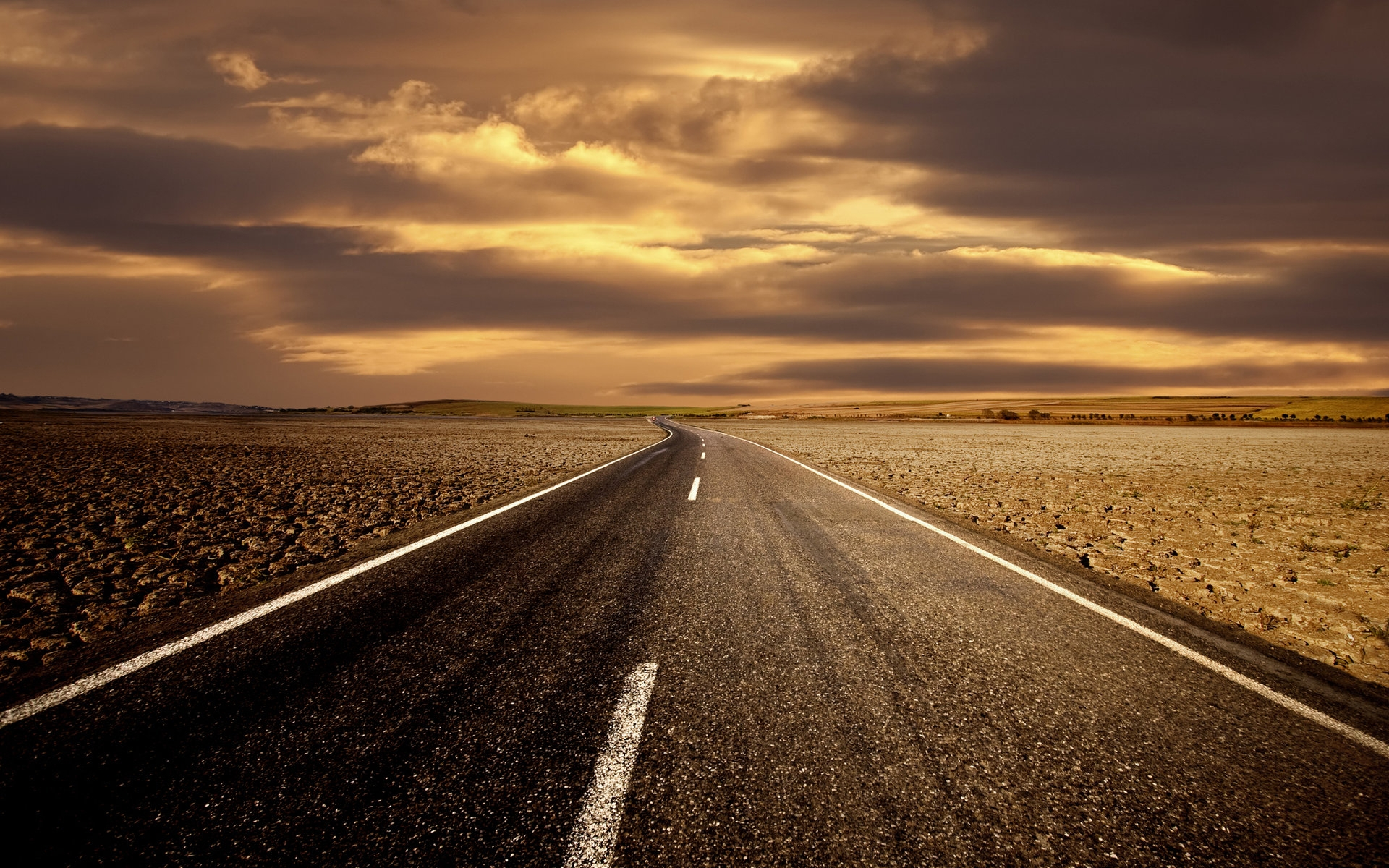 Long Road HD Wallpapers