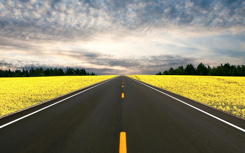 ... Road Wallpaper ...