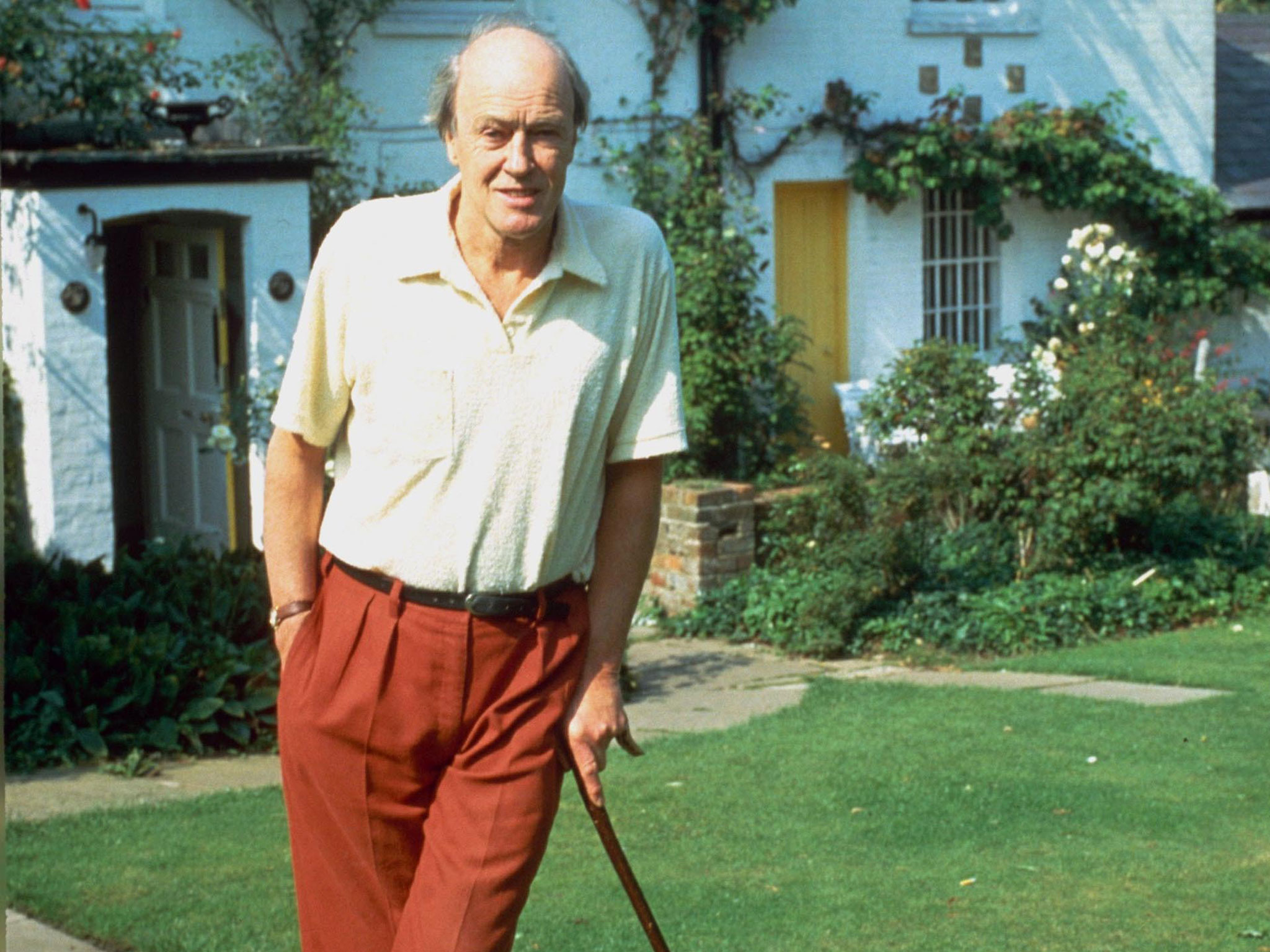 The tale of the unexpected decline of Roald Dahl - News - Books - The Independent