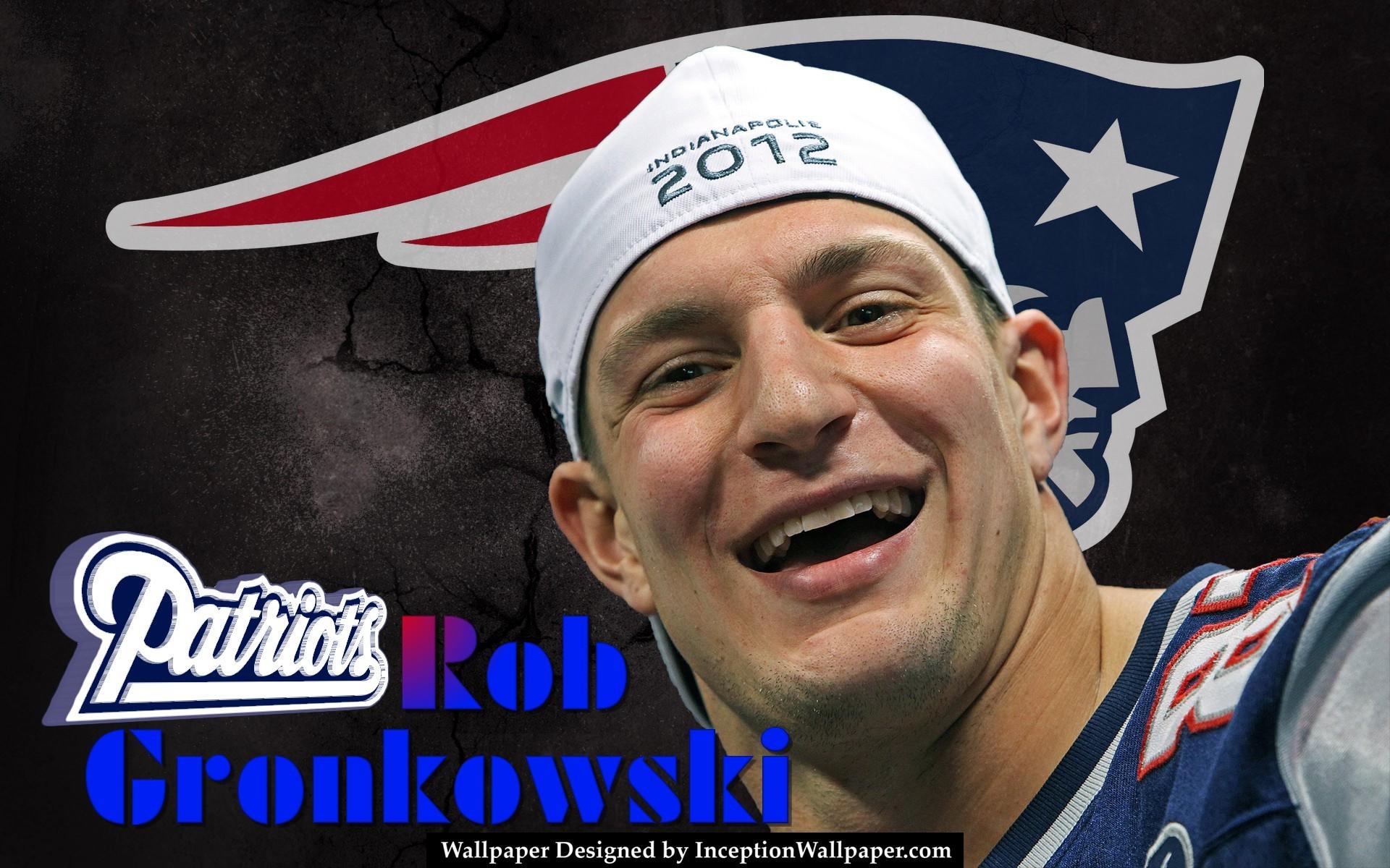 Rob Gronkowski Wallpaper