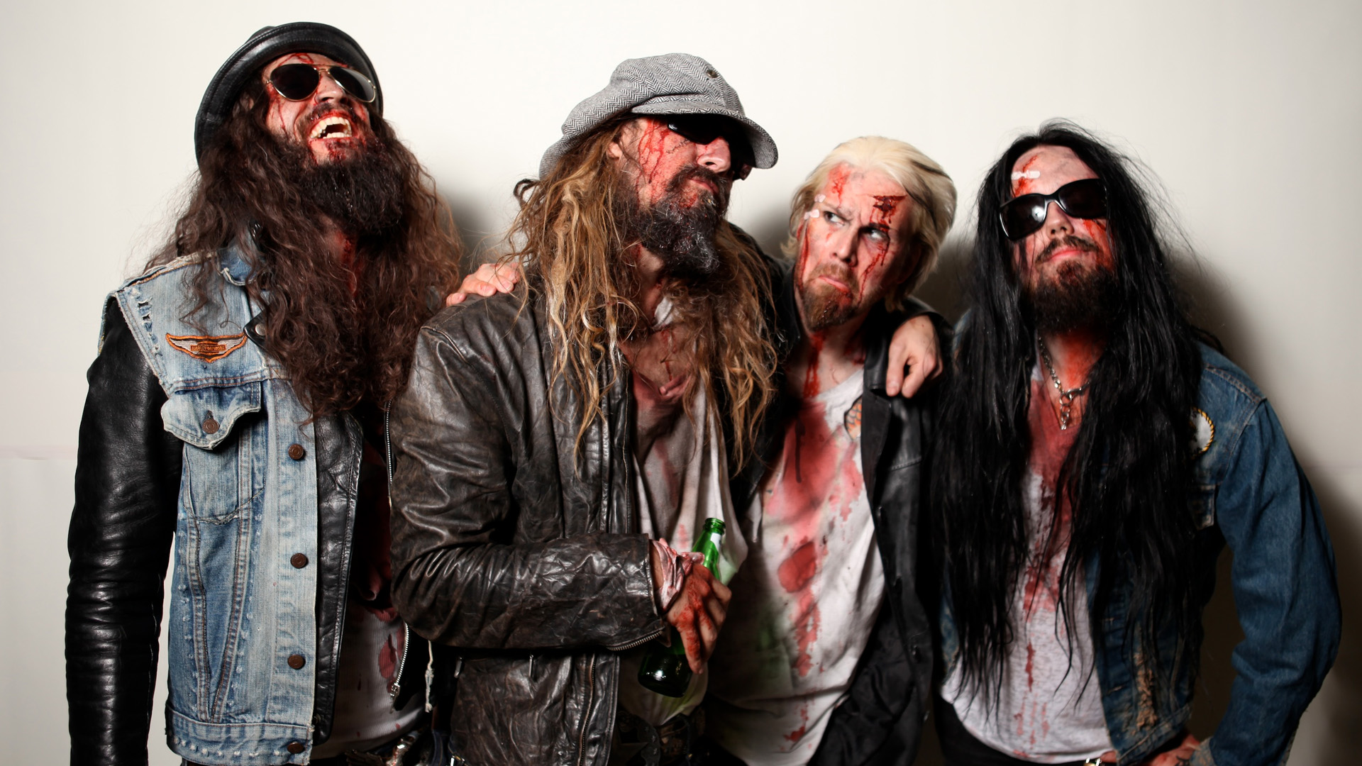 Music Rob Zombie Wallpaper Free Download 1920x1080px