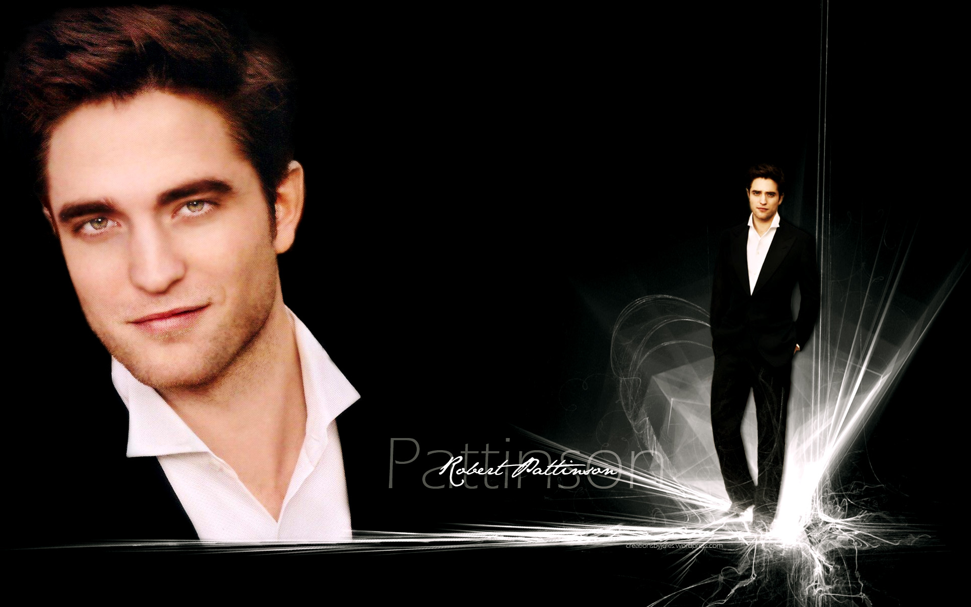 Robert Pattinson Wallpapers