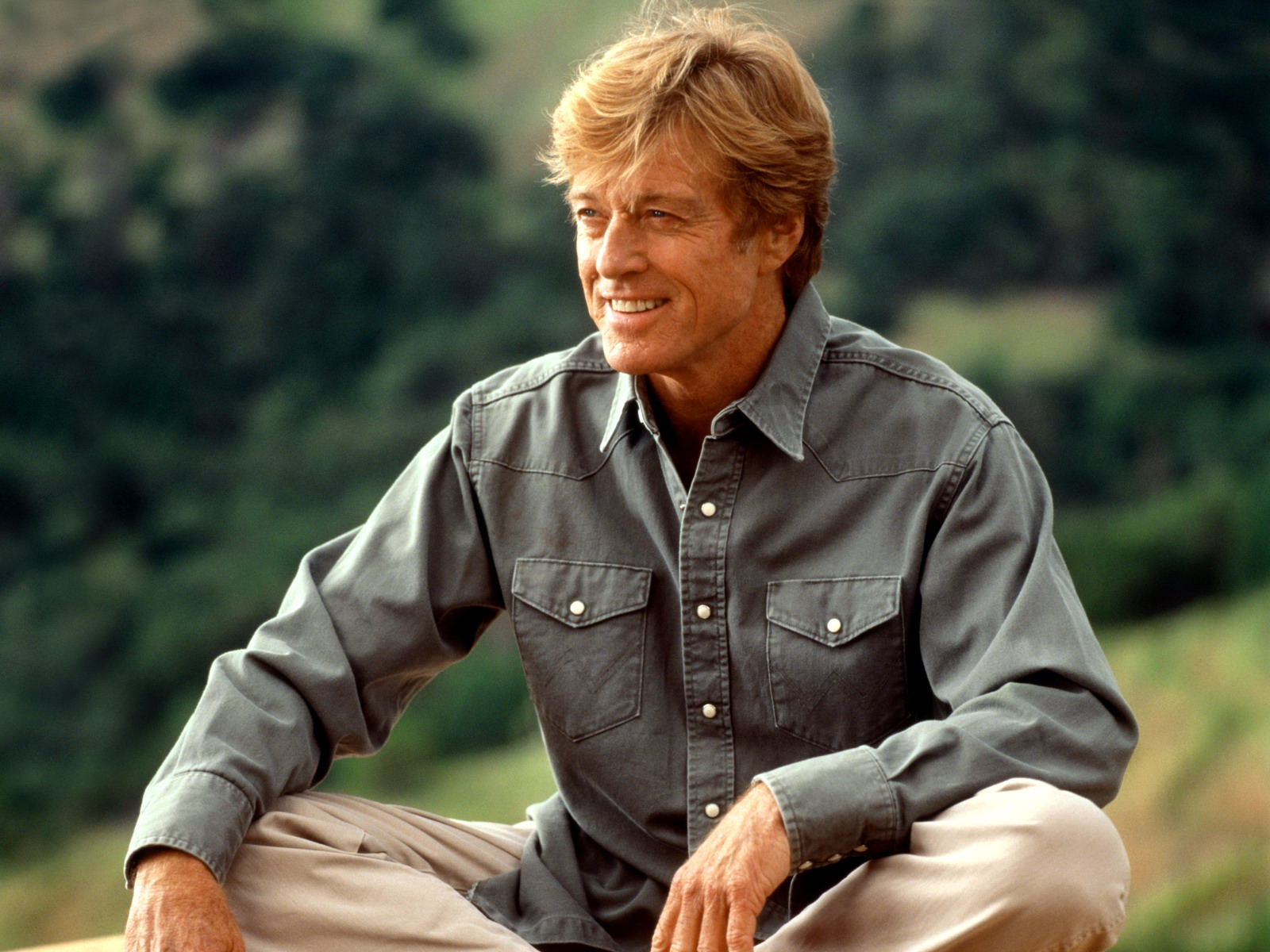 Robert Redford Wallpaper