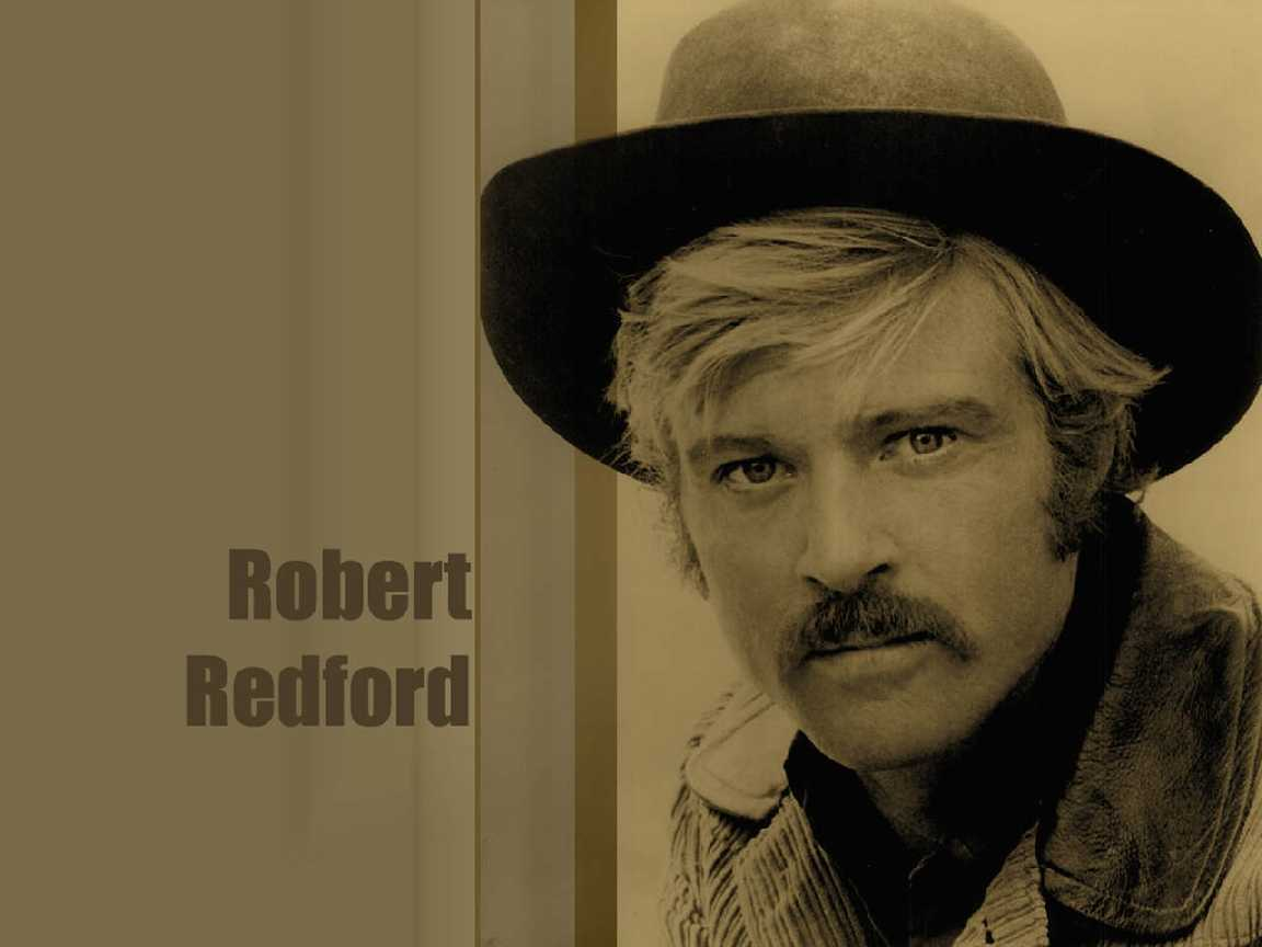 Robert Redford Background