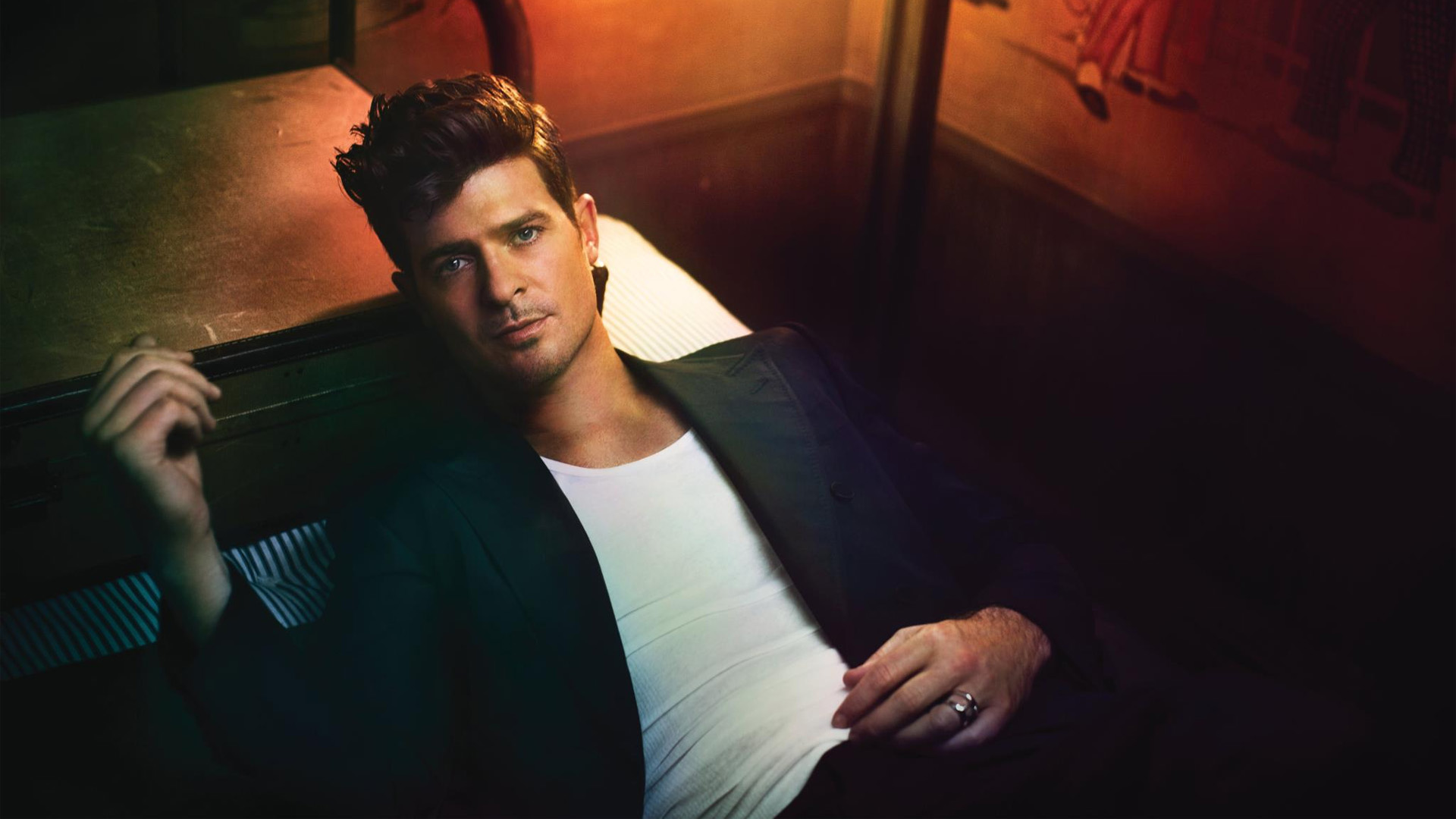 One of the more charismatic, flashy, and commercially successful R&B acts of the 2000s and 2010s, Robin Thicke didn't have the toughest row to hoe to ...