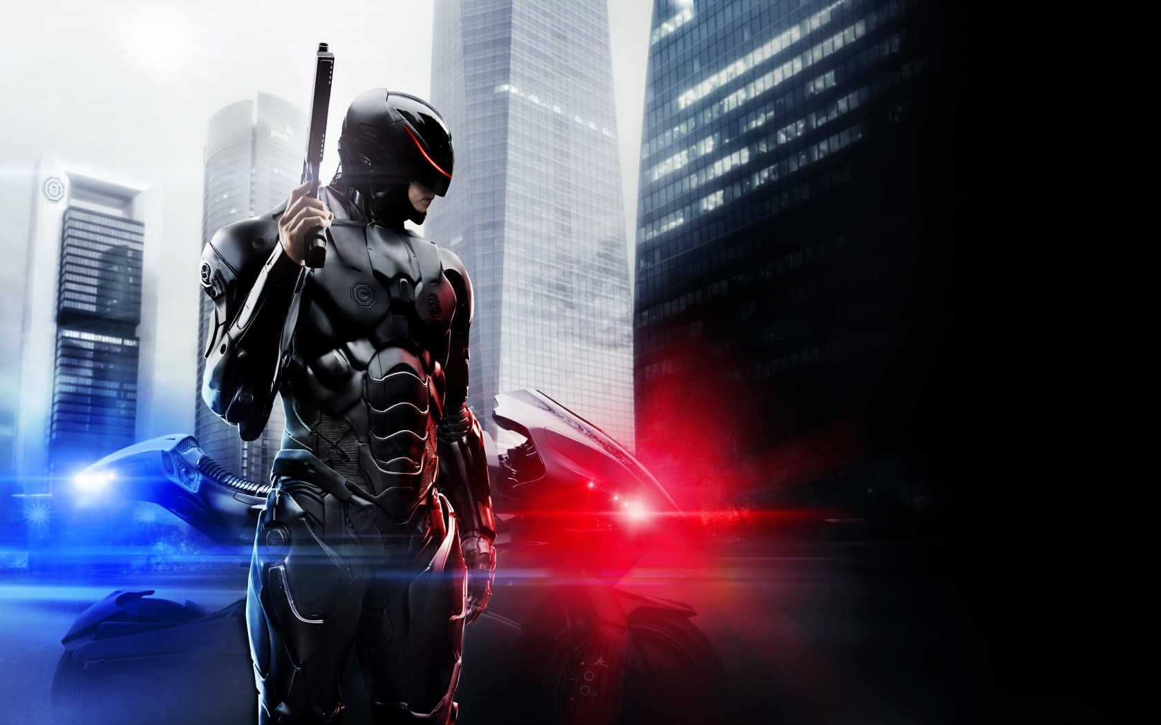 RoboCop Sci-Fi Movie 2014