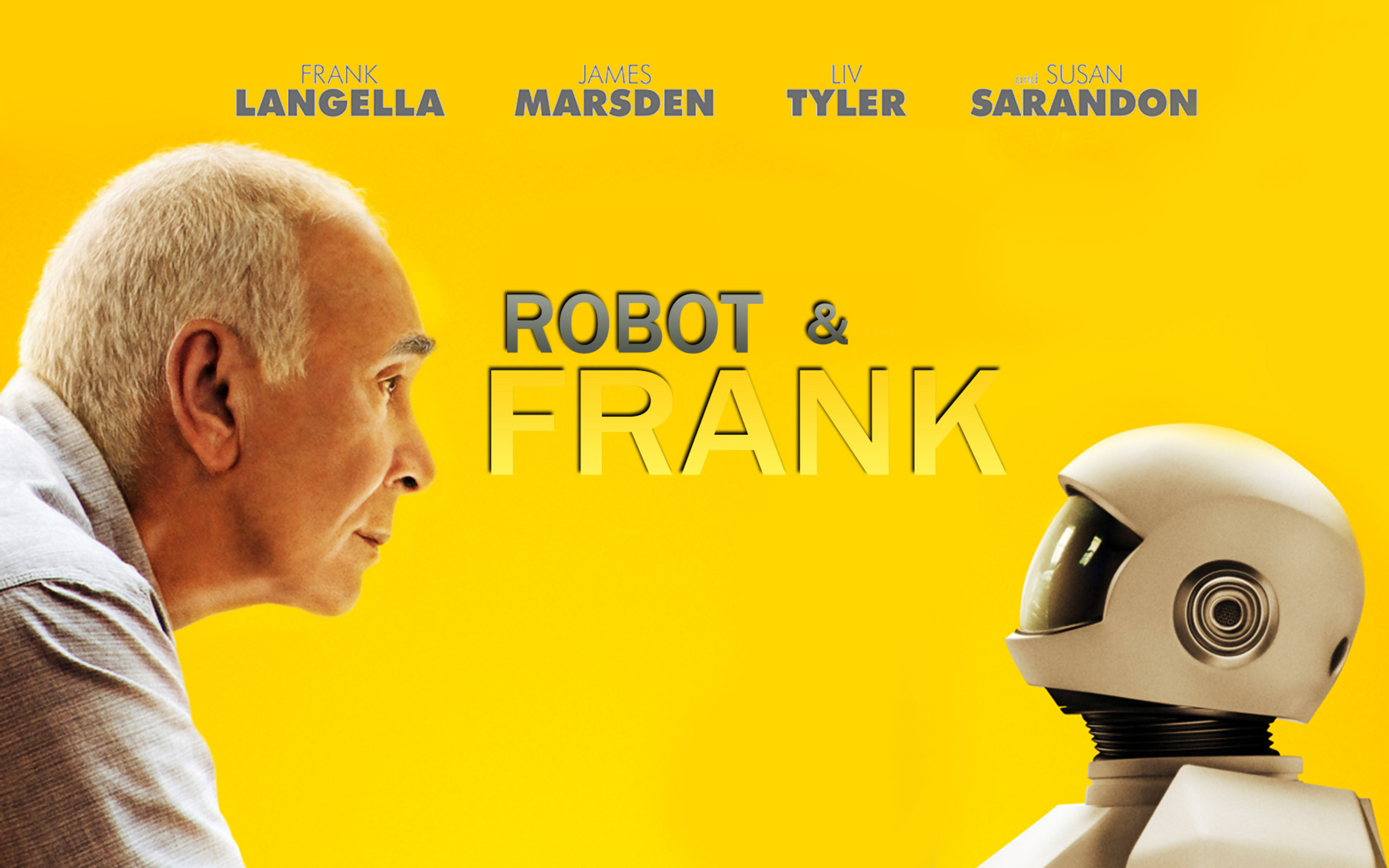 Robot and Frank 2012