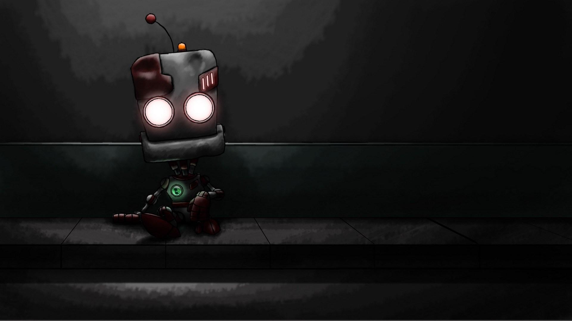 Robot Art Cartoon