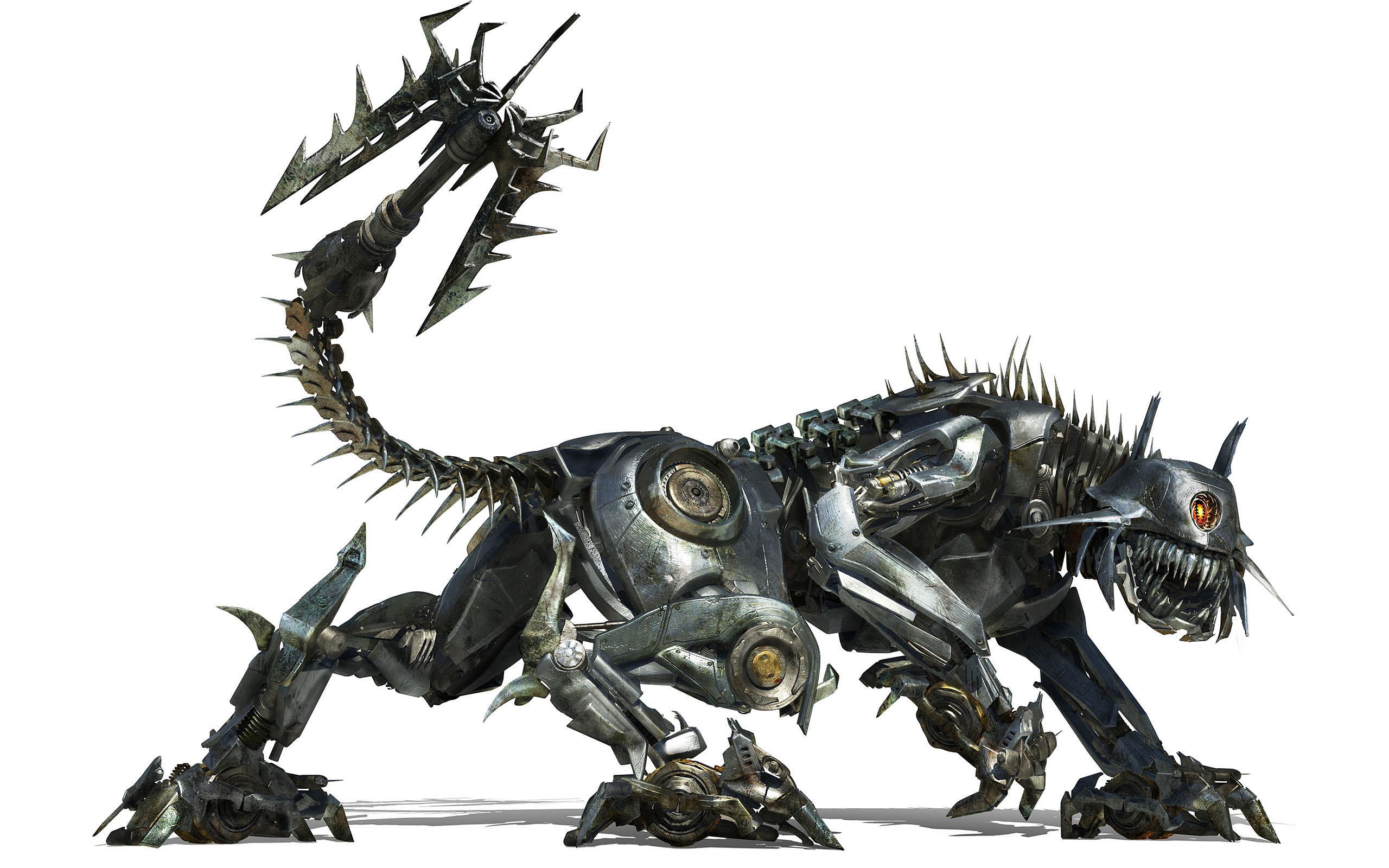 Robot Predator
