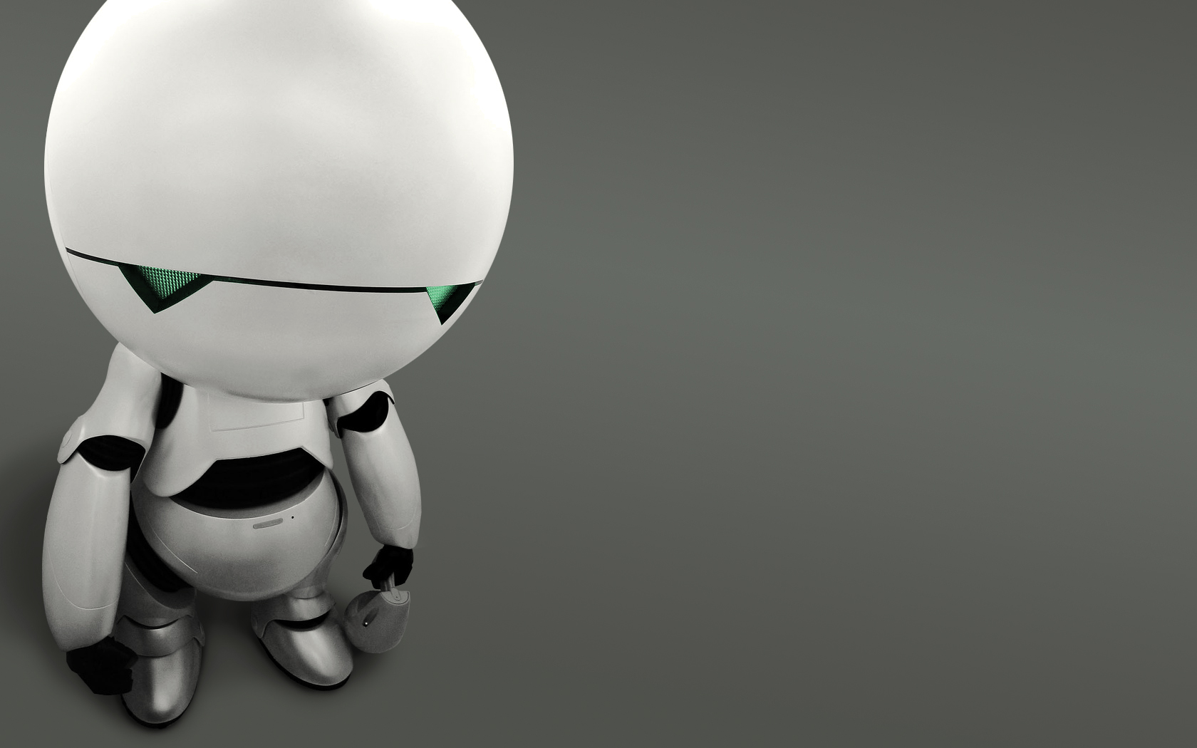 "Download the following Sad Robot Wallpaper 2038 by clicking the button positioned underneath the ""Download Wallpaper"" section."