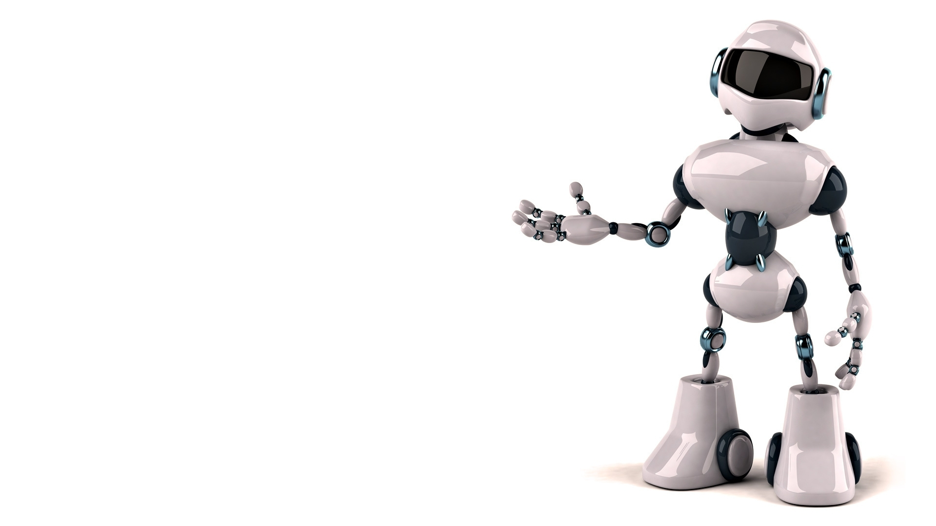Robot Wallpaper