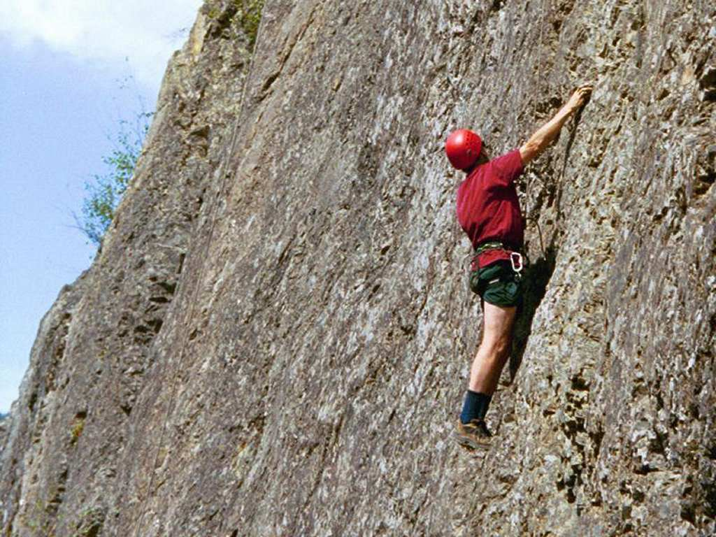 Add variety: Instead of perfecting your skills on one route or rock, try different options to get a grip on things. This way you will be prepared for all ...