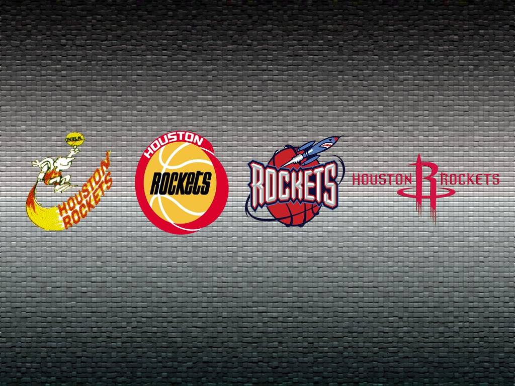 EVOLUTION SERIES : HOUSTON ROCKETS Wallpaper
