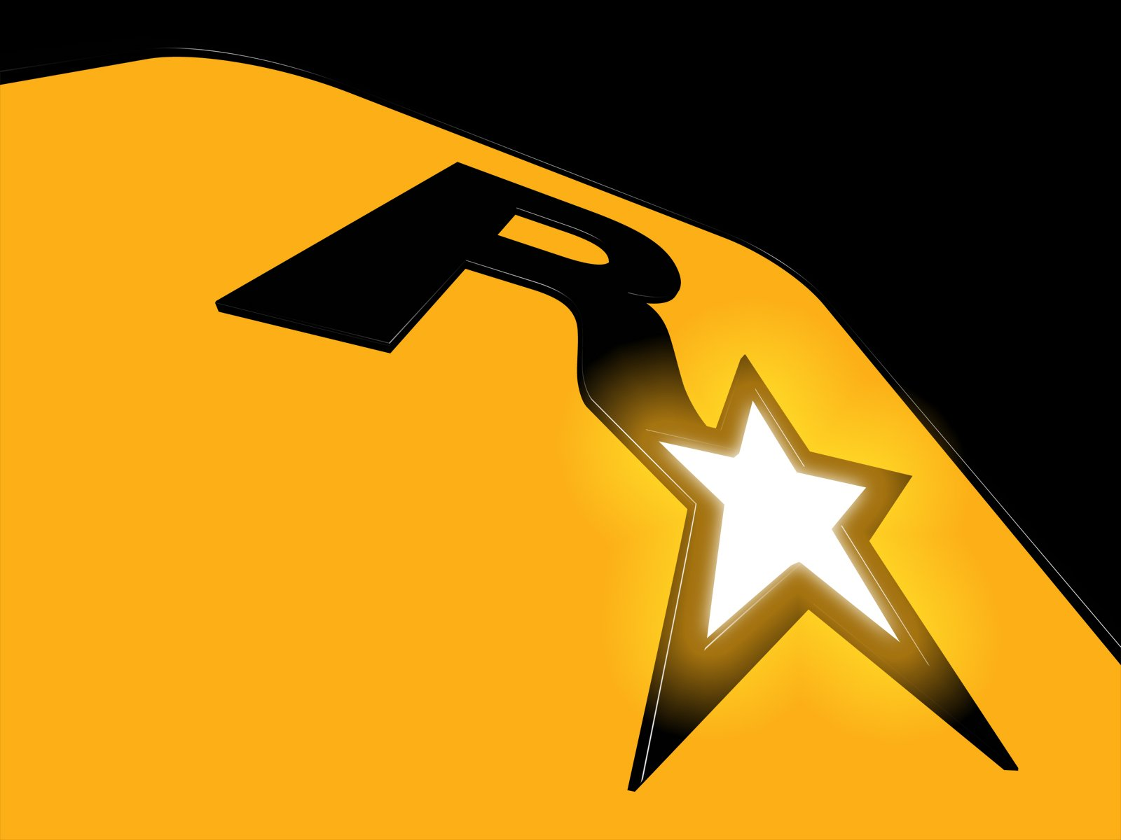 Rockstar Games Logo Wallpaper 1600x1200 69546
