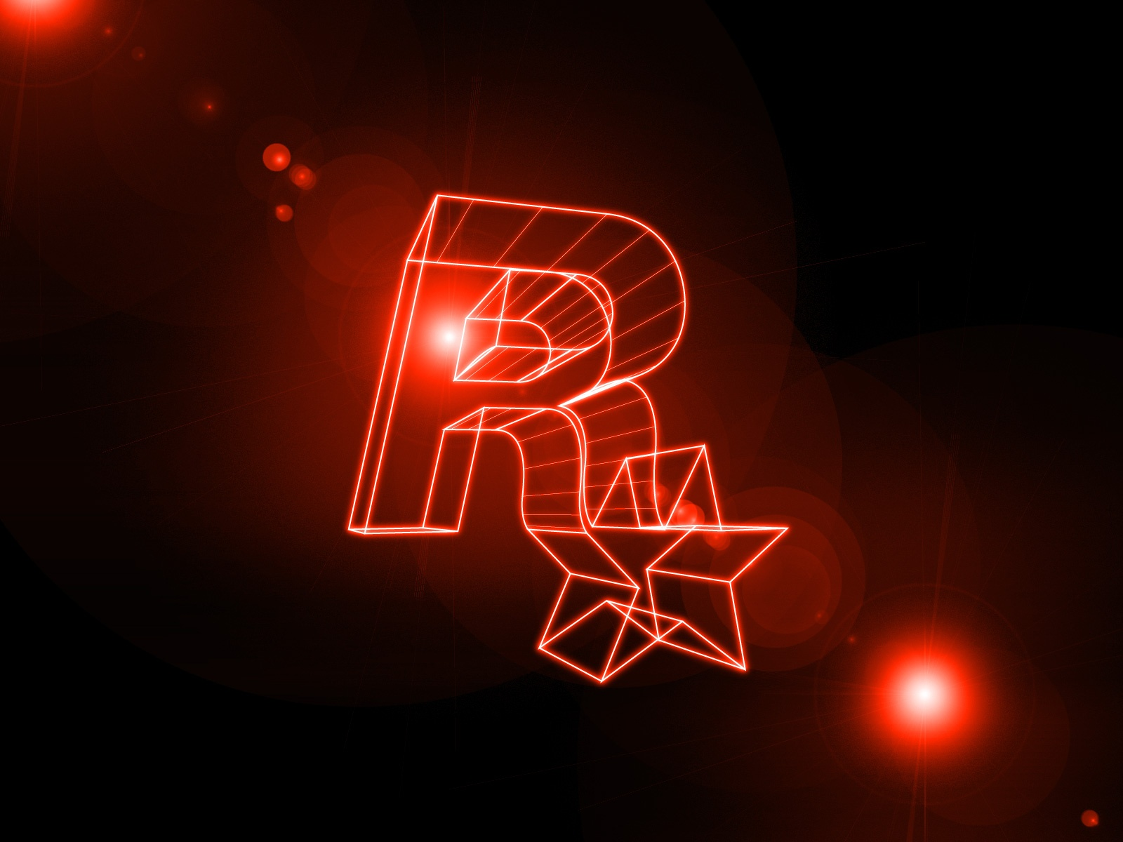 Rockstar Logo Wallpaper 1600x1200