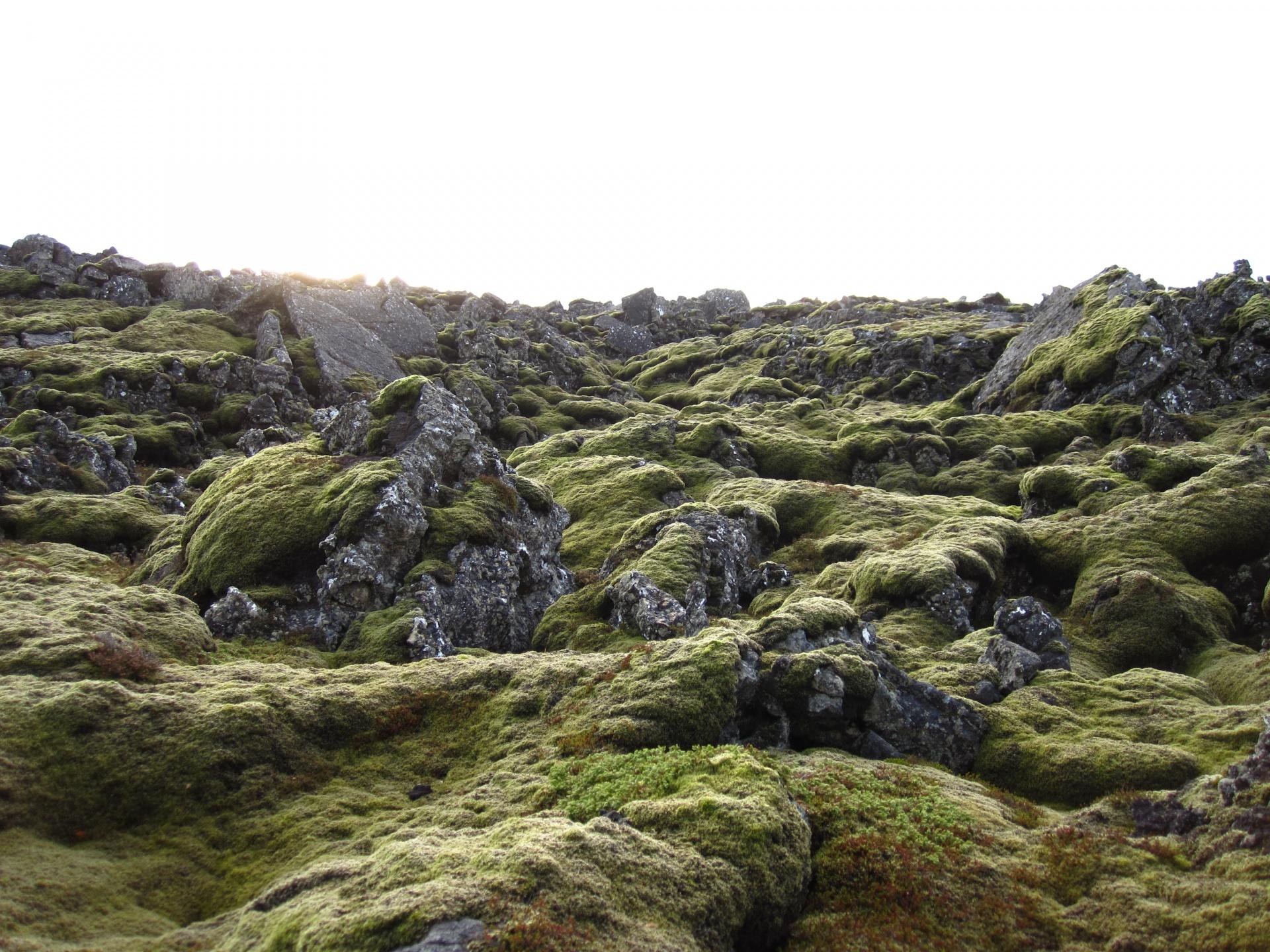 Iceland rocky Landscape Wallpaper 1920x1440