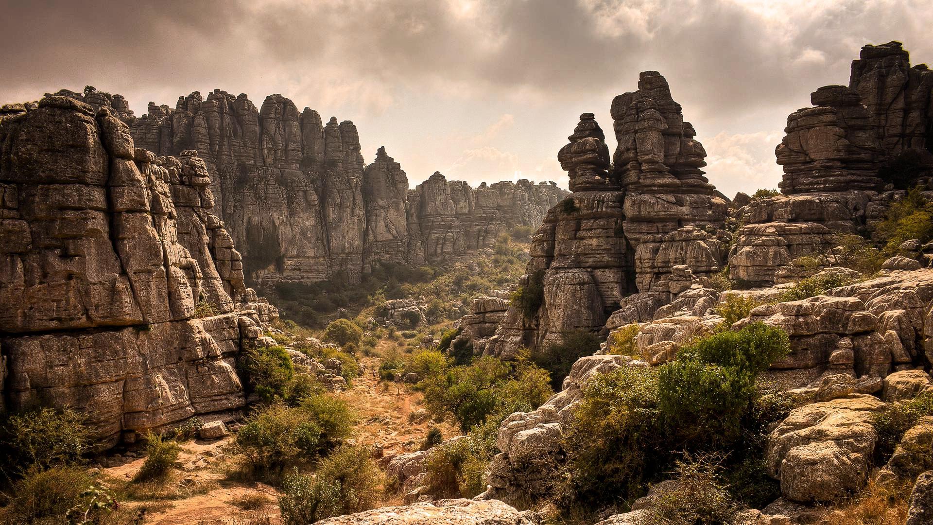 Rocky Landscape Pictures