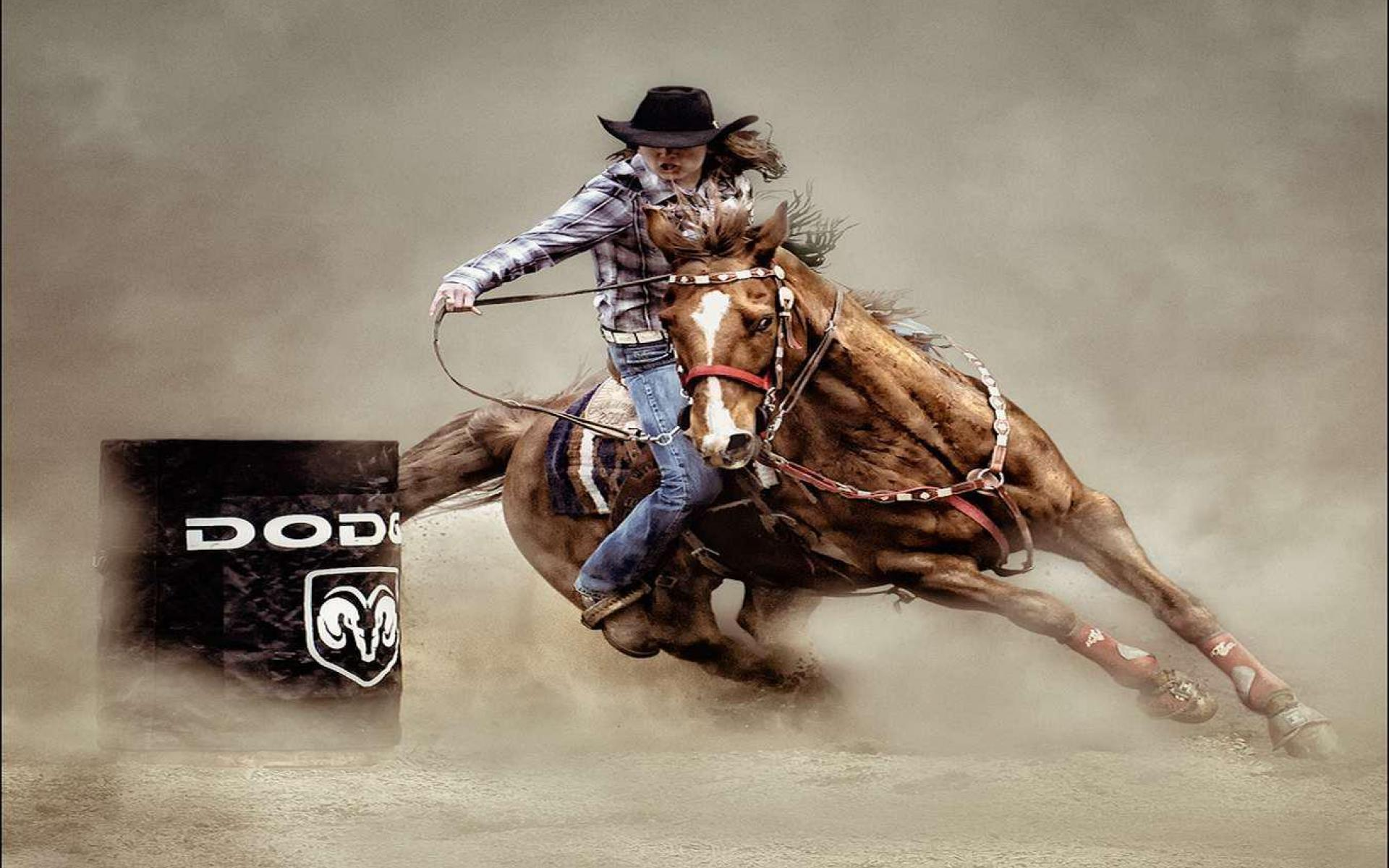 Rodeo Wallpaper