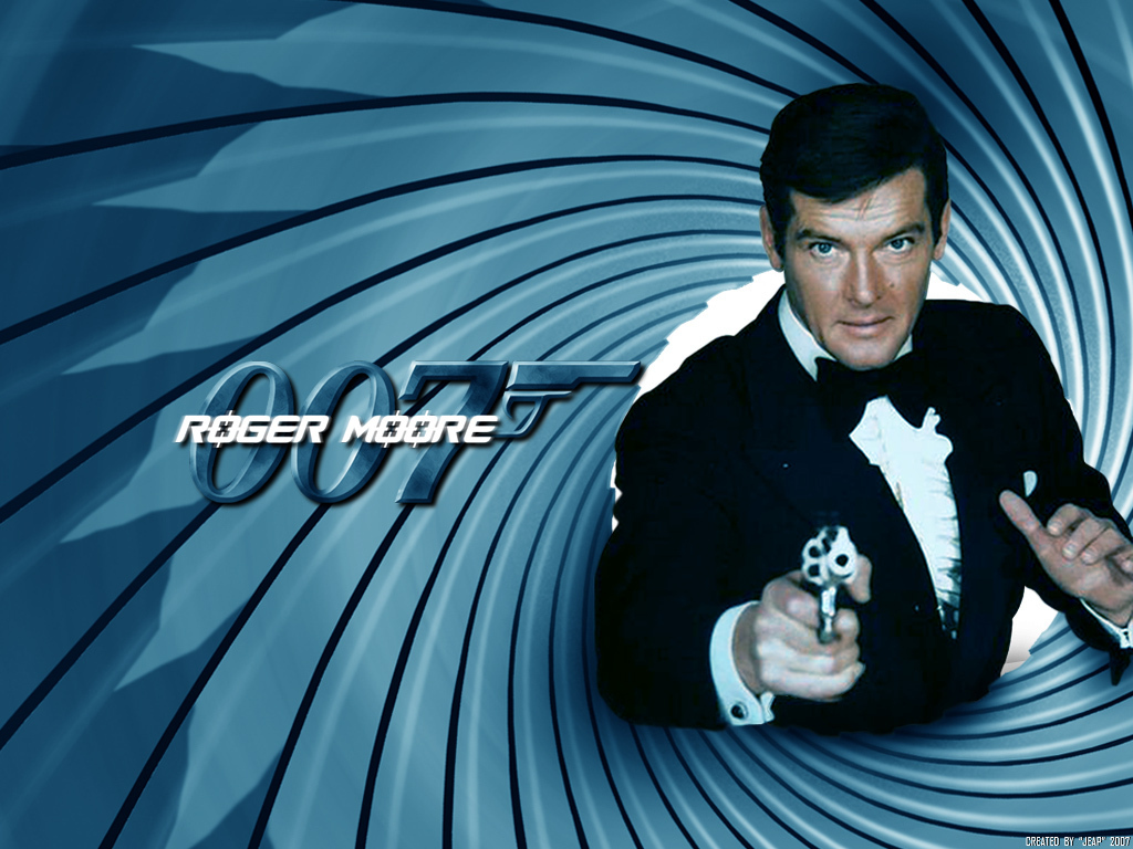 Roger Moore best James Bond