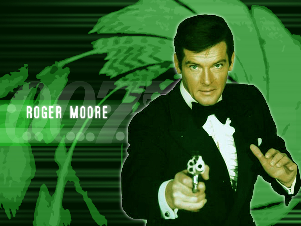 Sir Roger Moore Roger Moore As James Bond