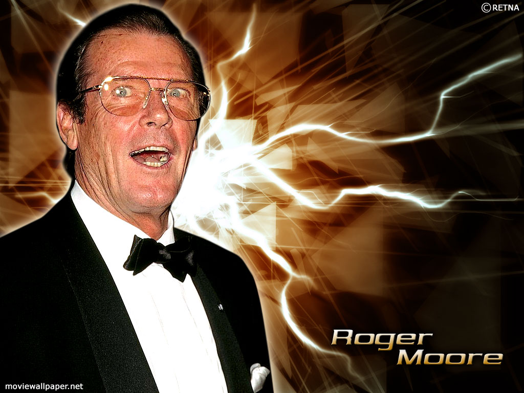Roger Moore Wallpaper 4