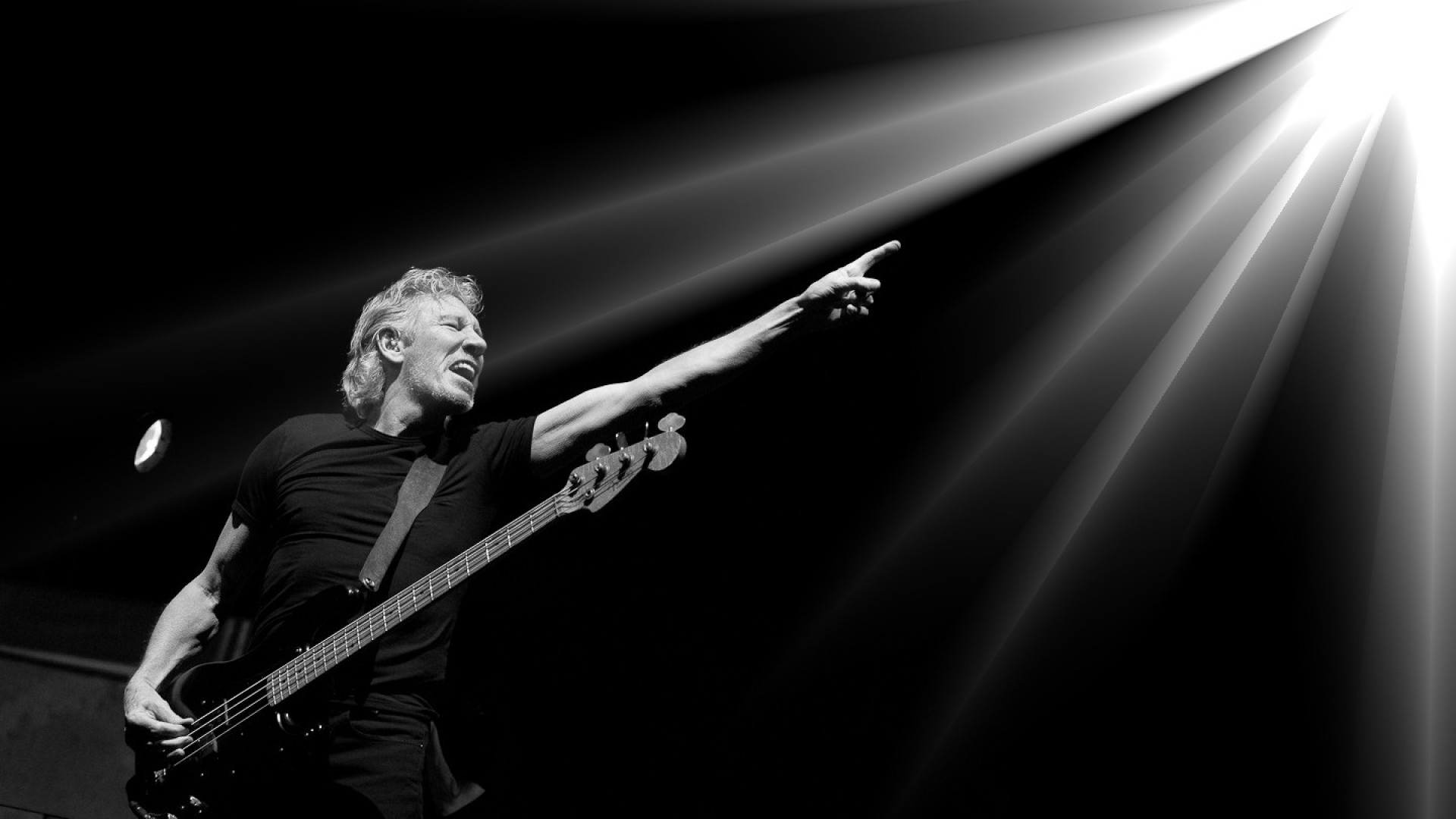 Roger Waters backdrop wallpaper