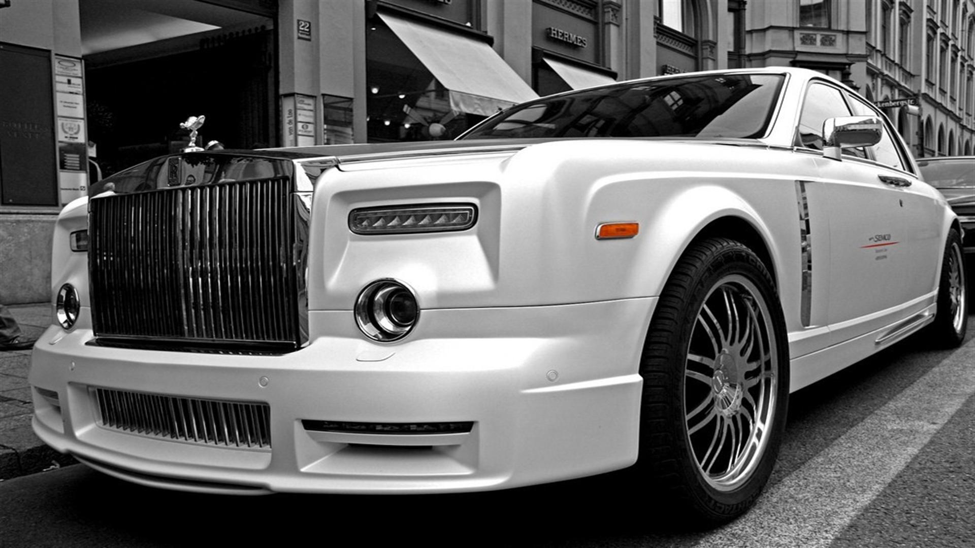 Rolls Royce Wallpaper 1920x1080 76087