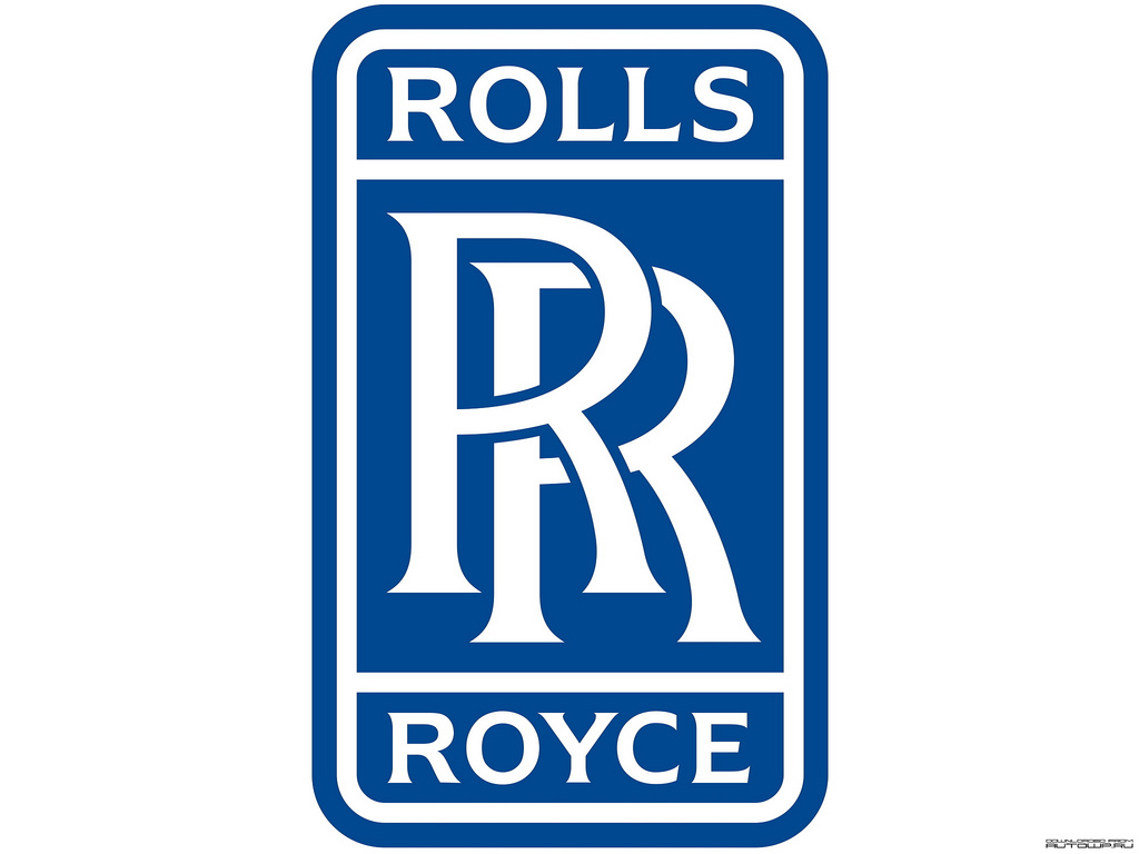Don't forget to share! Roll Royce Logo