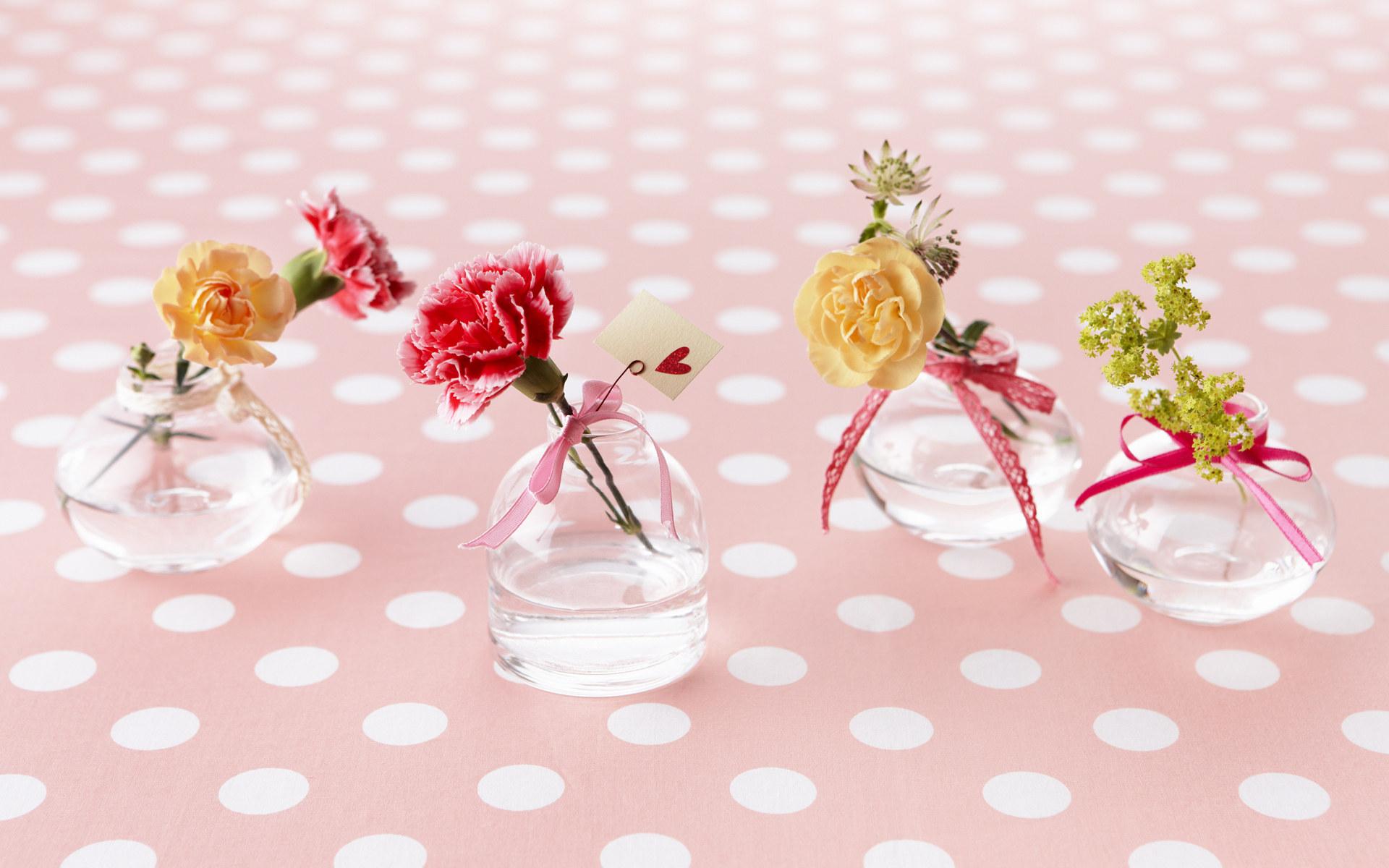 Romantic Artificial Flowers