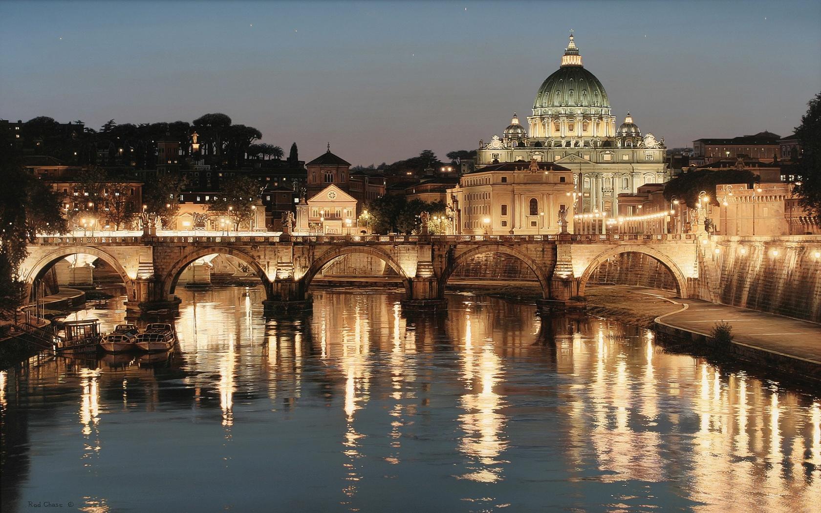 Rome Wallpaper 5649 1680x1050 px