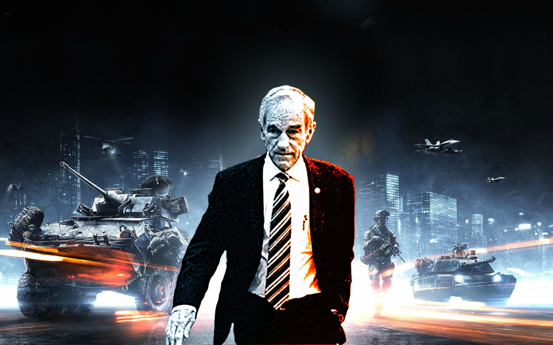 Ron Paul Awesome