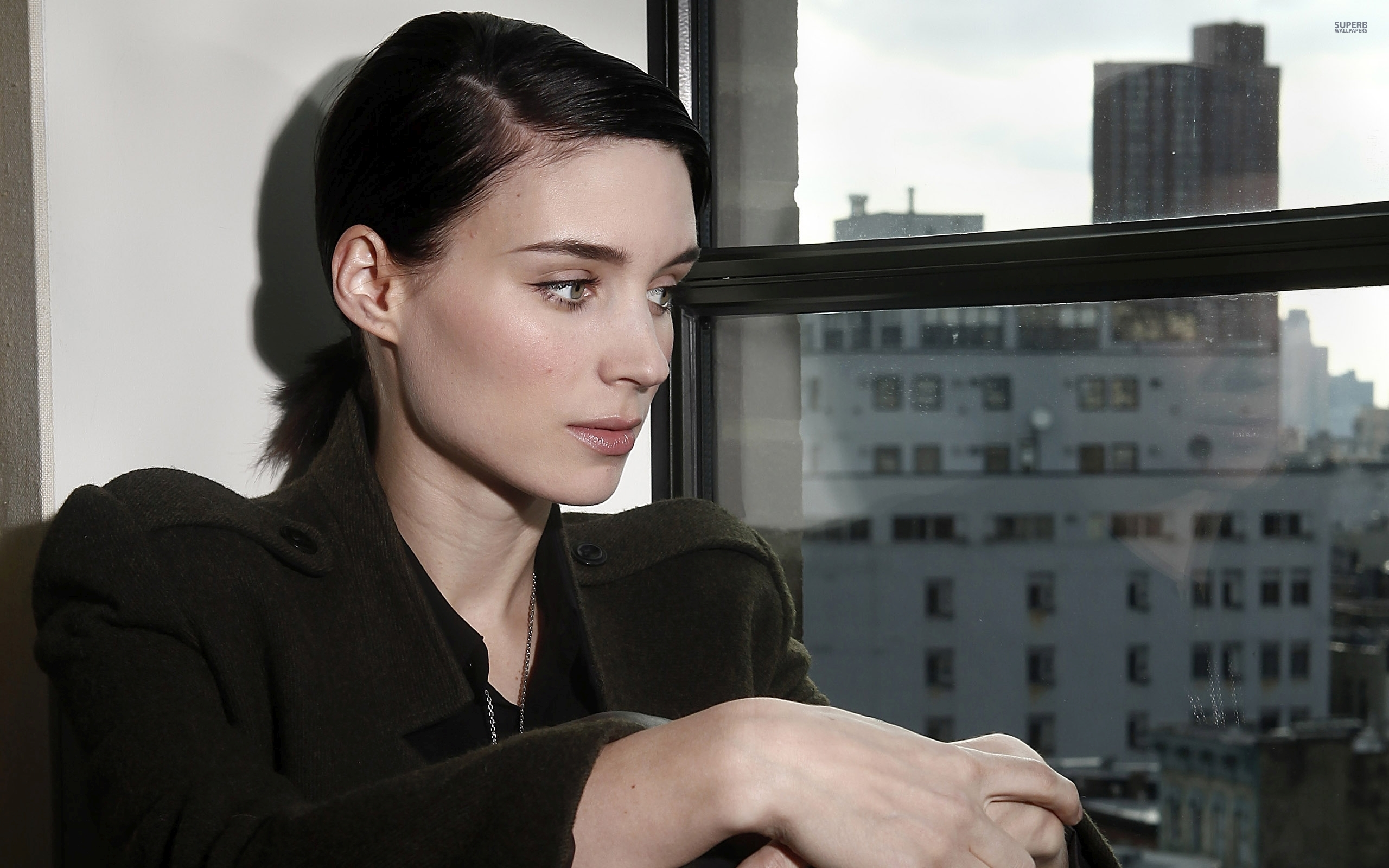 Rooney Mara wallpaper 2560x1600