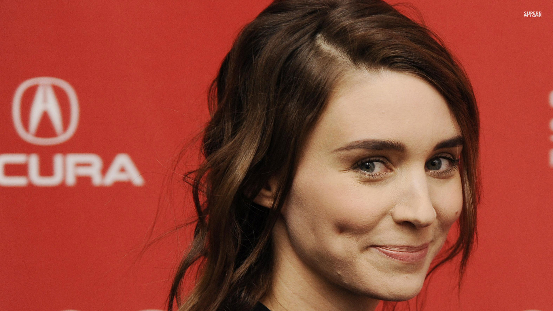 Rooney Mara wallpaper 1920x1080