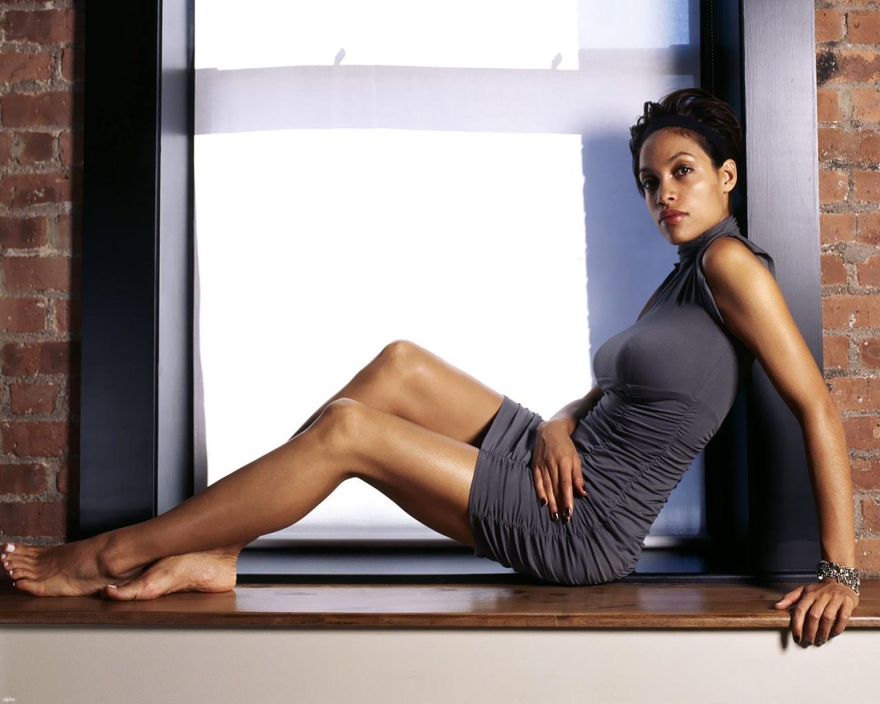 HD Wallpaper | Background ID:308340. 1280x1024 Celebrity Rosario Dawson