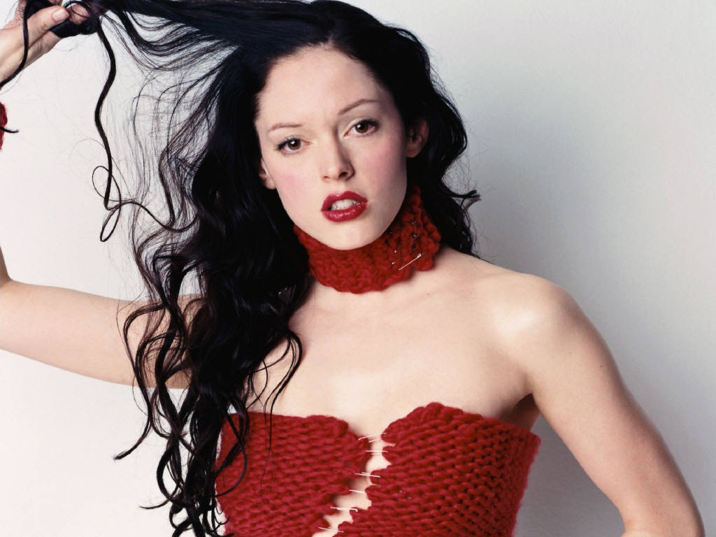 Rose - rose-mcgowan Wallpaper