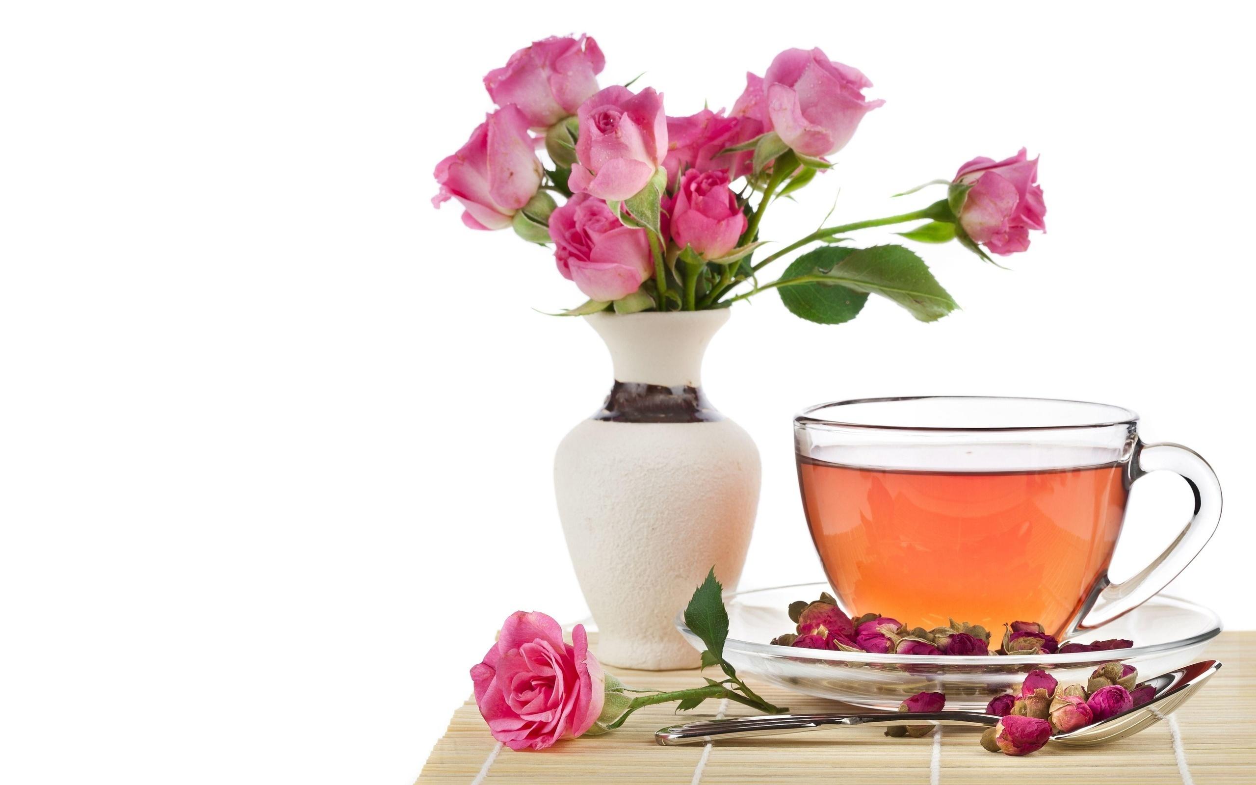 Roses Tea