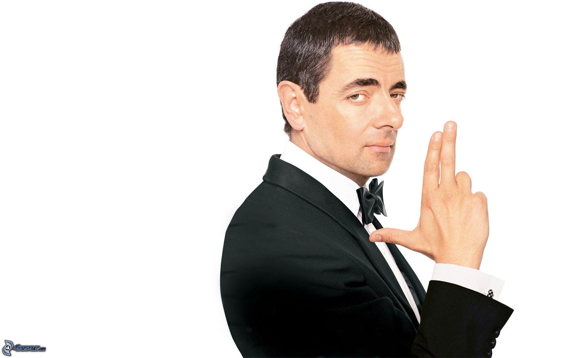 Rowan Atkinson, Johnny English