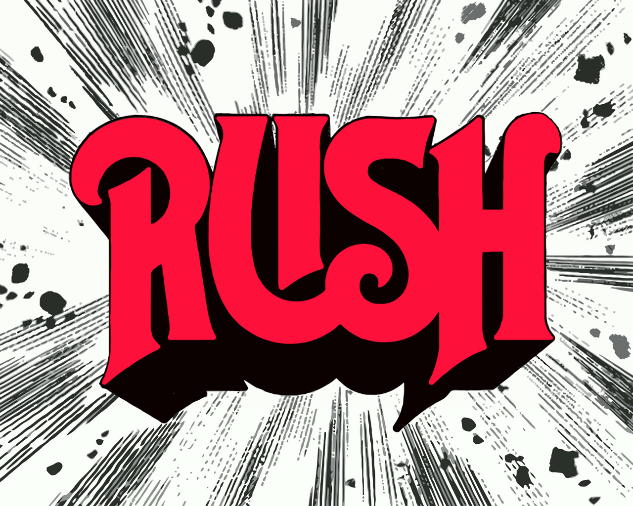 Rush Logo Wallpaper