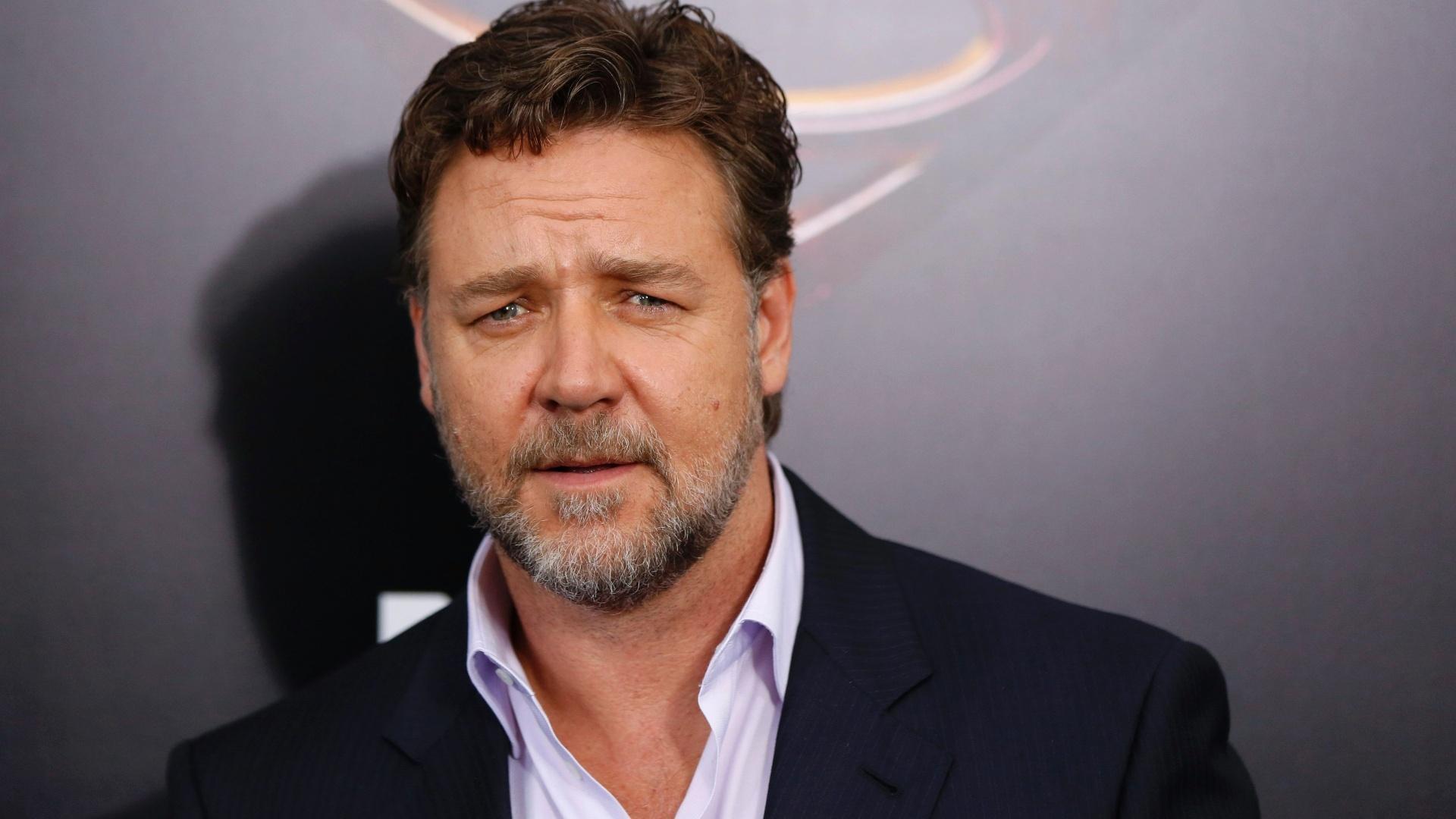 Russell Crowe ...