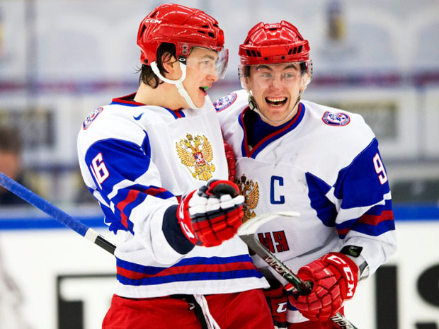 Russian Hockey Stars