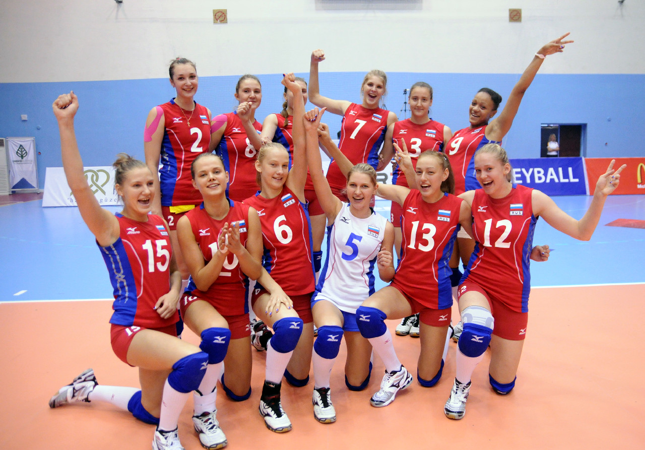 Russian volleyball