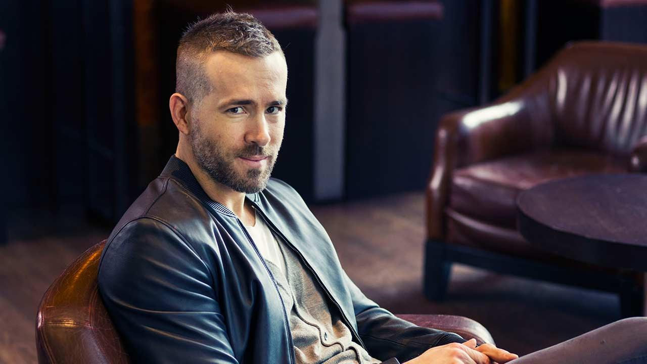 """Canadian actor Ryan Reynolds poses for a portrait in promotion of his upcoming role in the film """"Woman in Gold"""" on Thursday, Feb. 26, 2015 in New York."""