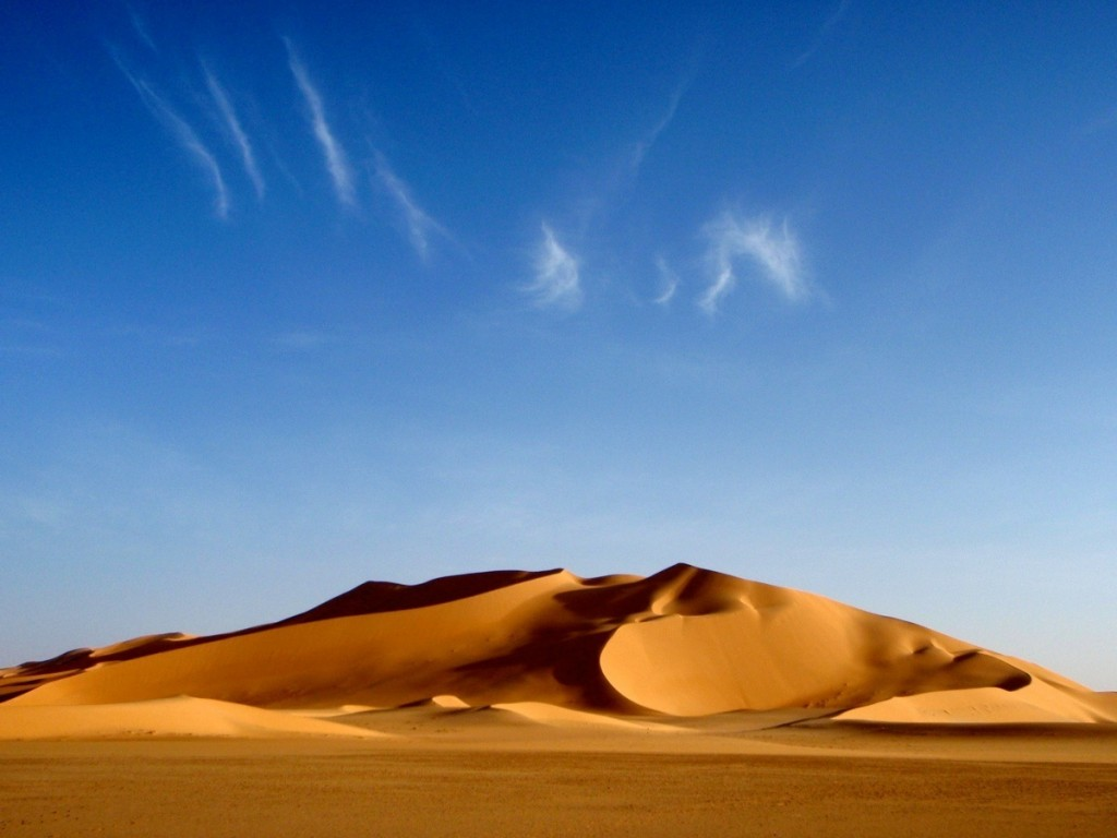 Sahara Desert Wallpaper 1024x768 5397
