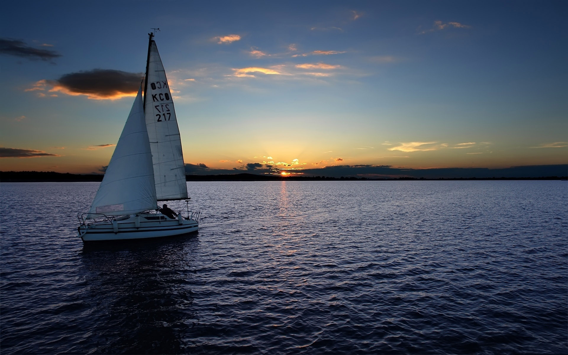 Download Sailboat Wallpaper 19802