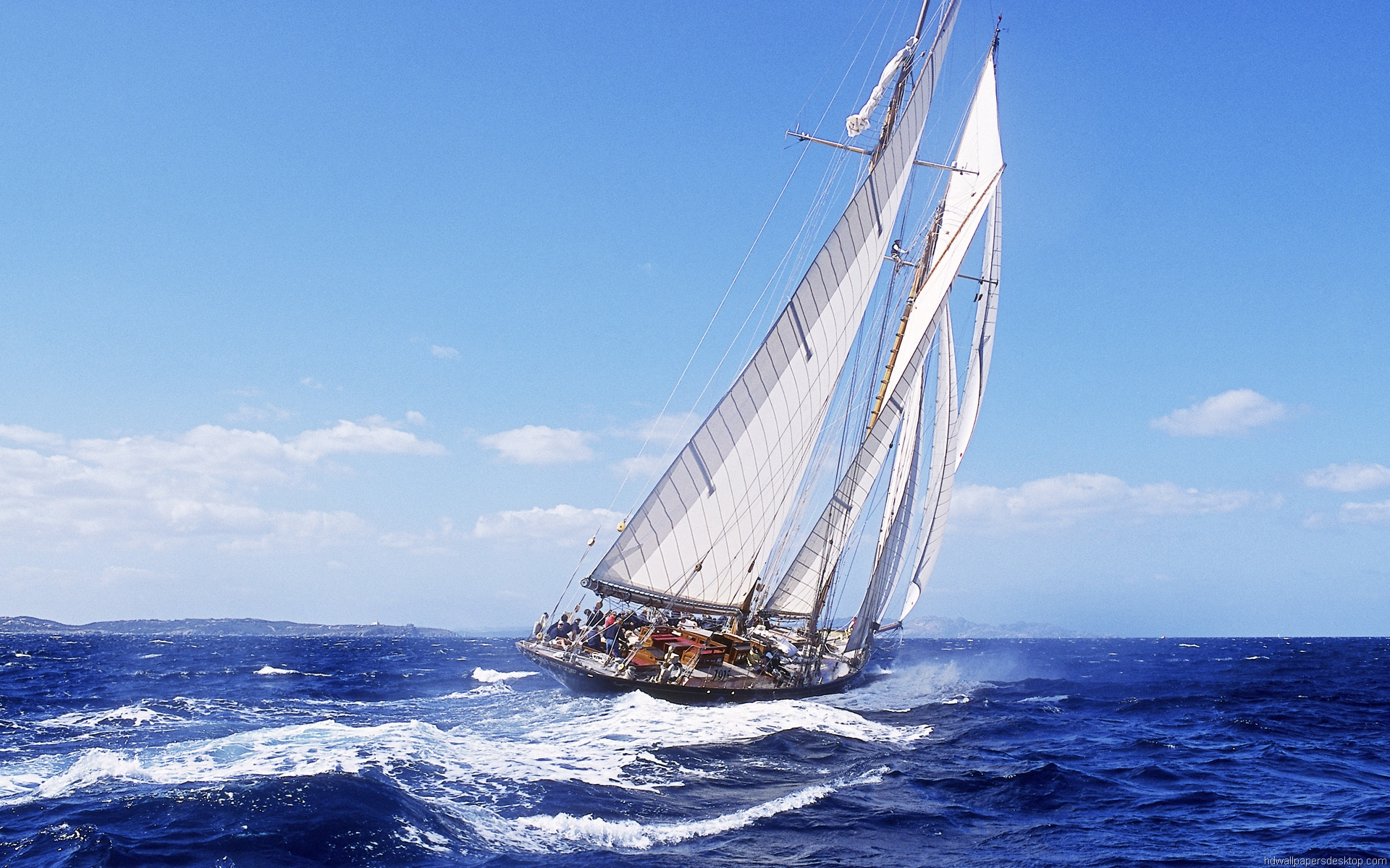 hungry for sailboat wallpaper - photo #26