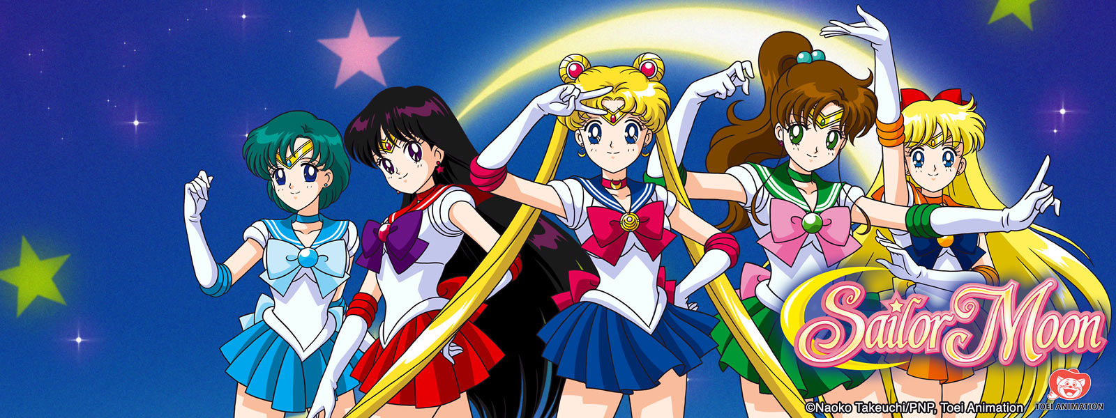 ... Sailor Moon · Shojo Beat · Shonen Sunday · SIGIKKI