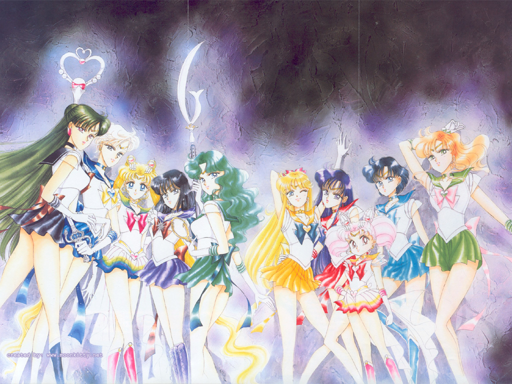 Sailor Moon Sailor Moon