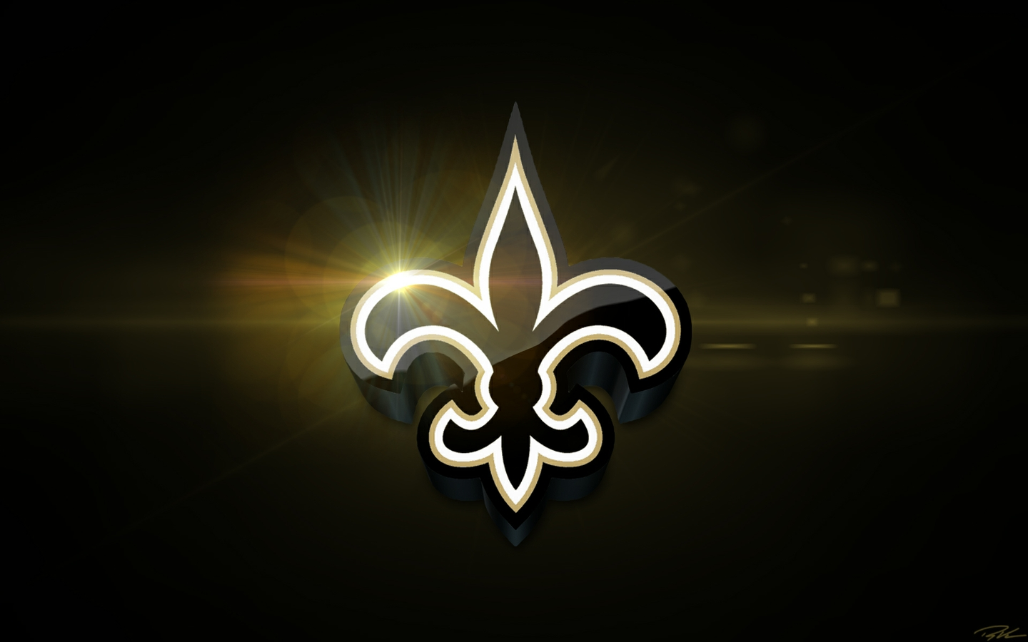 Free New Orleans Saints wallpaper desktop image